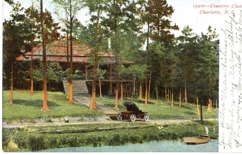 13410 Country Club, Charlotte, N. C.