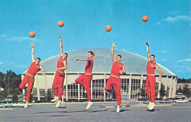 Charlotte Coliseum, Charlotte, N. C.<br />
