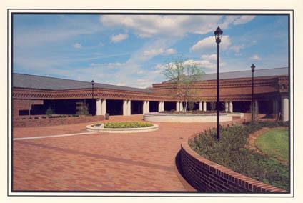 Baker Sports Complex, Davidson College, Established 1837<br />