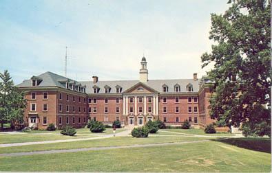 W. H. Belk Hall, Davidson College, Davidson, N. C.<br />
