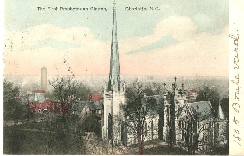 First Presbyterian Church, Charlotte, N. C.