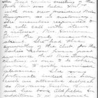 Minutes 7 November 1902