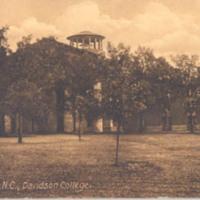 Davidson, N. C., Davidson College<br /><br />