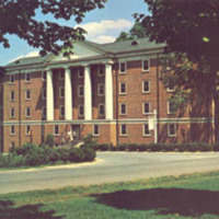 Richardson Hall Davidson College, Davidson N.C.<br />