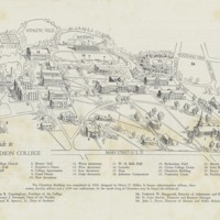 Davidson College Maps · Local Maps · Davidson Archives & Special on