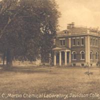 Davidson, N. C., Martin Chemical Laboratory, Davidson College<br /><br />