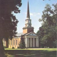 Davidson College Presbyterian Church Davidson, N.C.<br /><br />